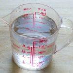 水(400ml)