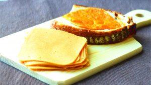 ヴィーガンチェダーチーズ